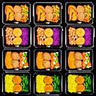 Burger variation pack (4x3)