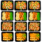 Chicken variation pack #4 (4x3)