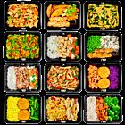 Chicken variation mix pack (12X1)