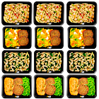 Vegetarian variation pack (4x3)
